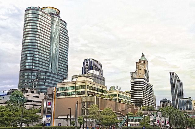 CentralWorld, Бангкок