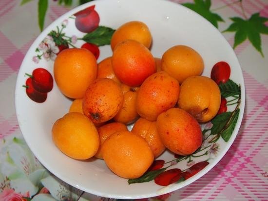 кексы c абрикосами-13