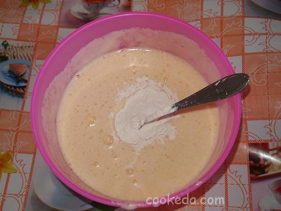 Торт медовое полено-04