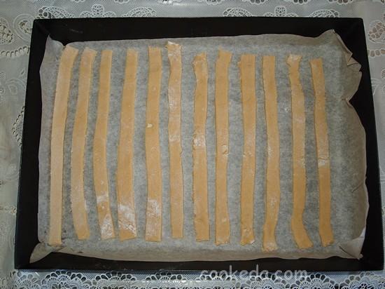 Торт медовое полено-10