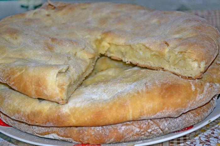 осетинские пироги в духовке рецепты с фото