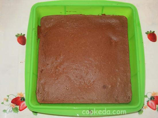 Бисквитные пирожные-10