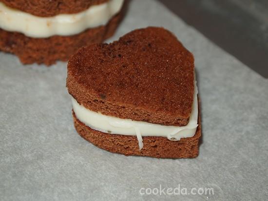 Бисквитные пирожные-20