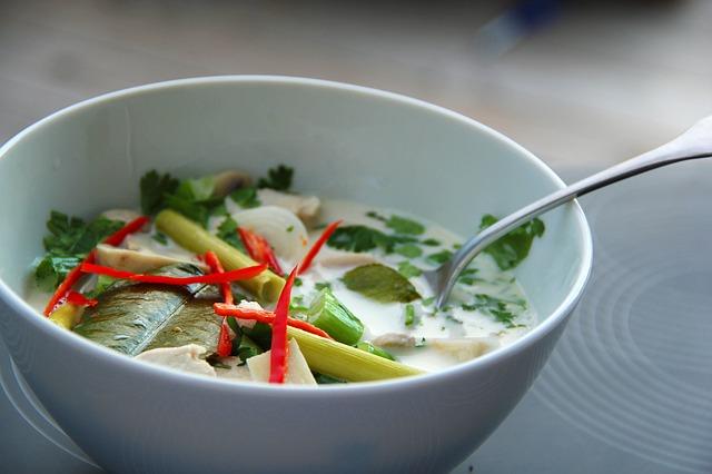 Суп Tom Kha Gai