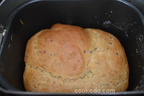 Чесночный хлеб-12