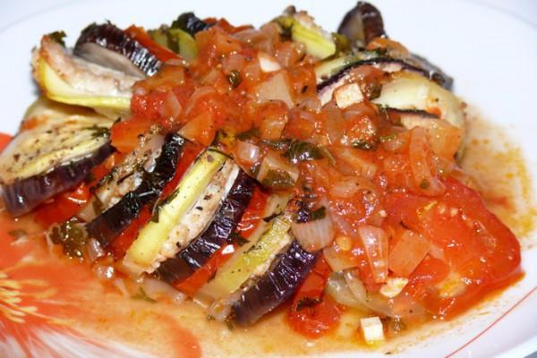 рецепт тыквы с мясным фаршем в духовке