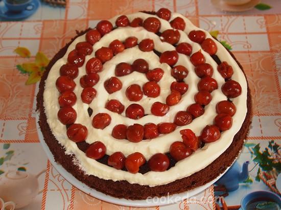 Шварцвальдский торт-25