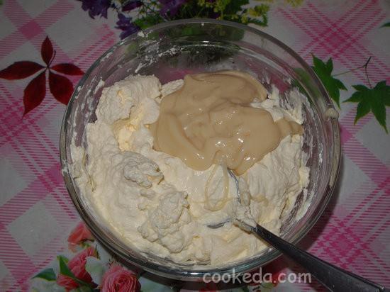 пирожные с кремом из маскарпоне-15