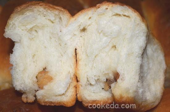 белый хлеб со шкварками-11