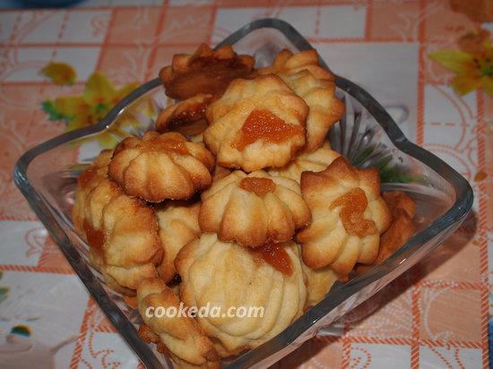 Масляное печенье-12