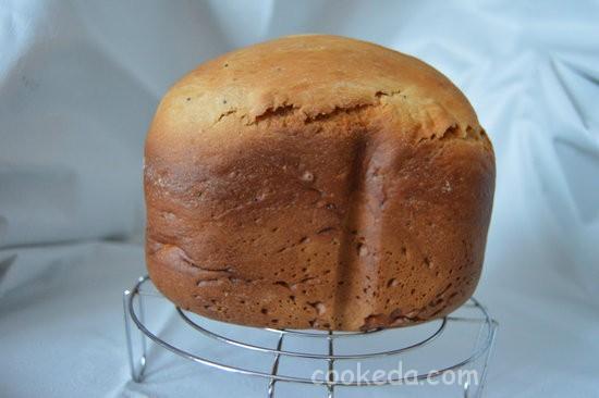 Сдобная булка в хлебопечке-07