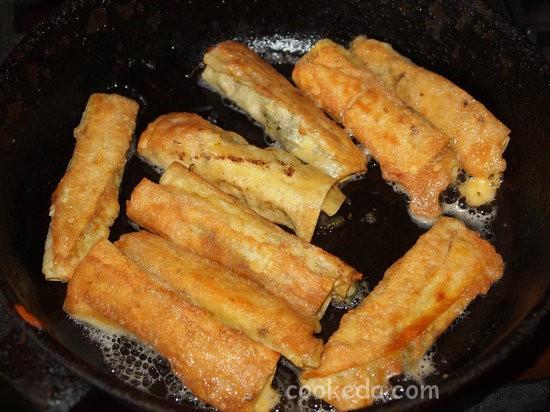 Сырные палочки из лаваша-13