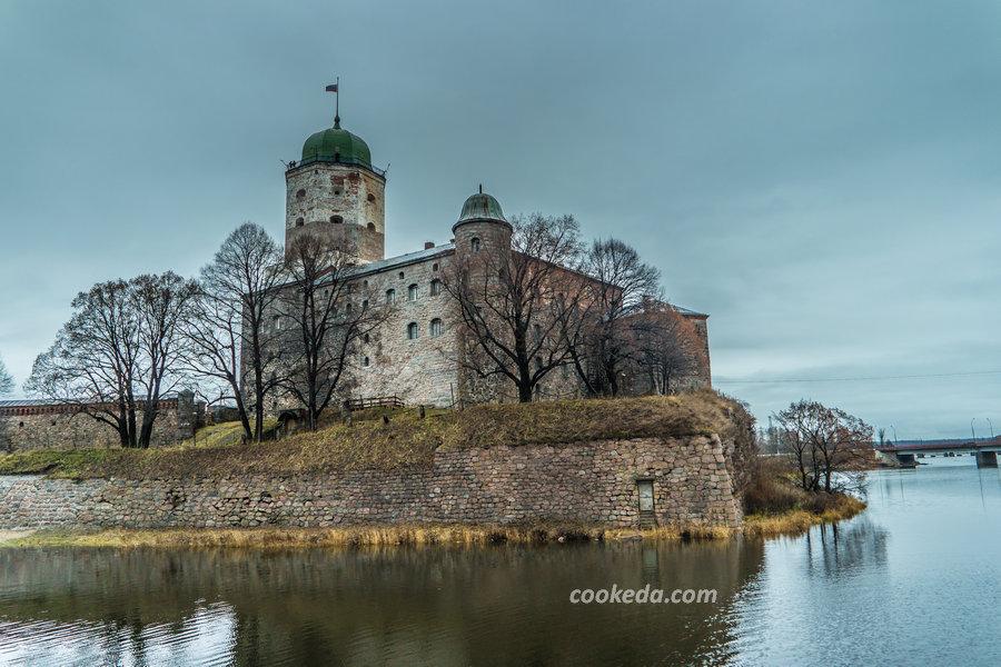 Поездка на выходные в Выборг: Выборгский замок