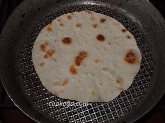 Лаваш тонкий, тесто в хлебопечке-05