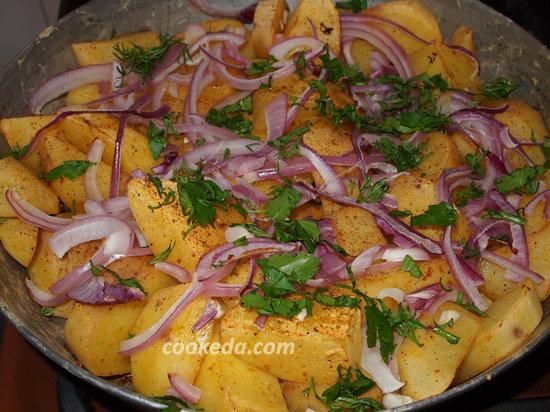 Запеченный в духовке картофель-06