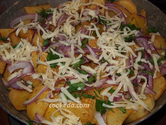 Запеченный в духовке картофель-07