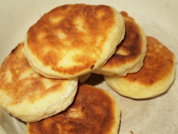 рецепт сырников из творога пошаговый рецепт с фото