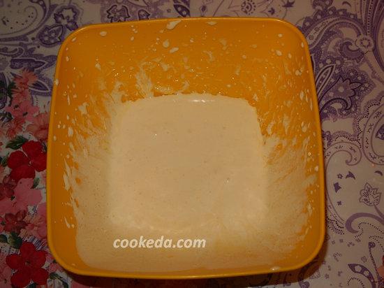 Бисквитный торт-05