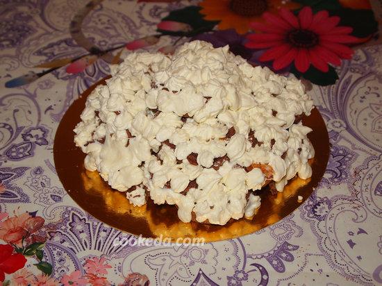 Бисквитный торт-28