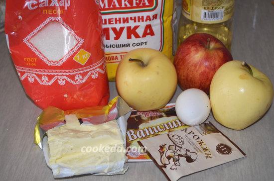 Пасхальный пирог из яблок-02