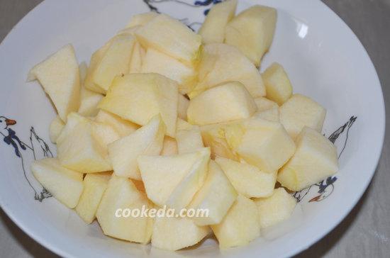Пасхальный пирог из яблок-07