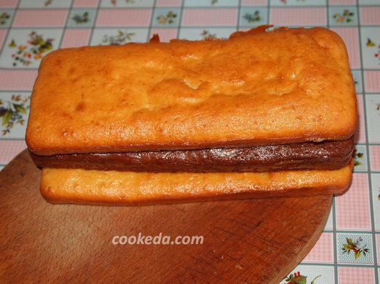 Торт сметанник-08
