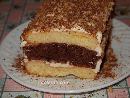 Торт сметанник-14