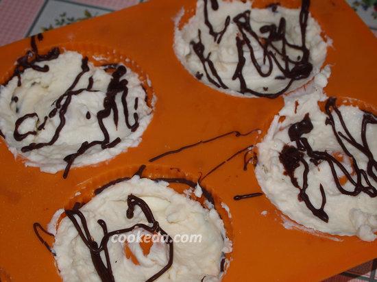 Творожный десерт с шоколадом-05