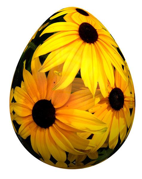 Пасхальное яйцо, роспись