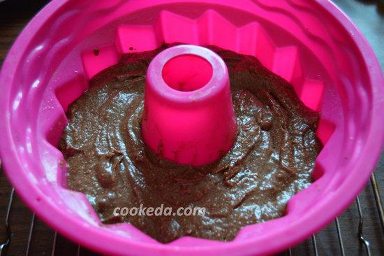 Шоколадный кекс-фото-09