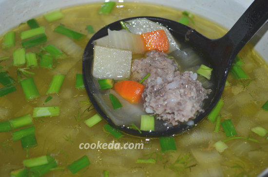 суп с фрикадельками-09