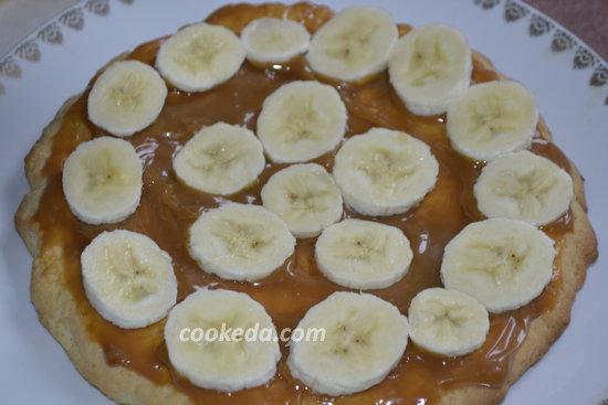 банановый торт-14