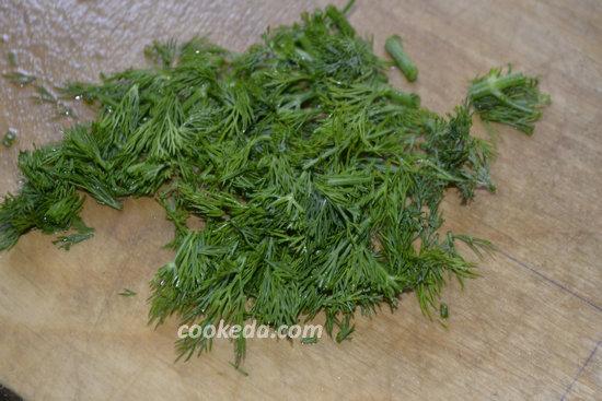 зеленый борщ с щавелем-15