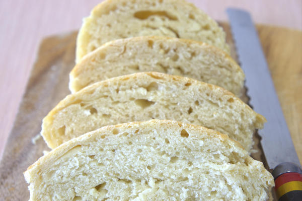 Домашний пшеничный хлеб «Воздушный»