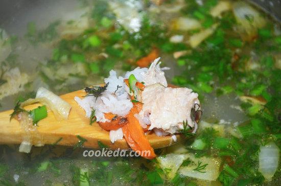 Суп из консервированной горбуши-07