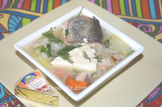 Суп из консервированной горбуши-08