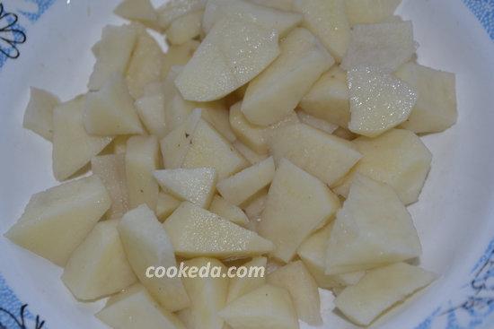 Рисовый суп с курицей-07