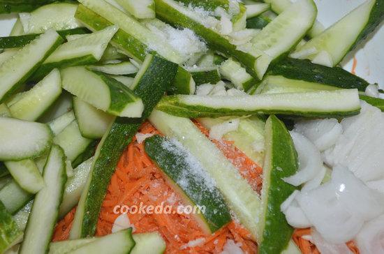 Салат из огурцов по-корейски-09