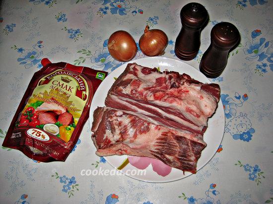 Шашлык из свинины-01
