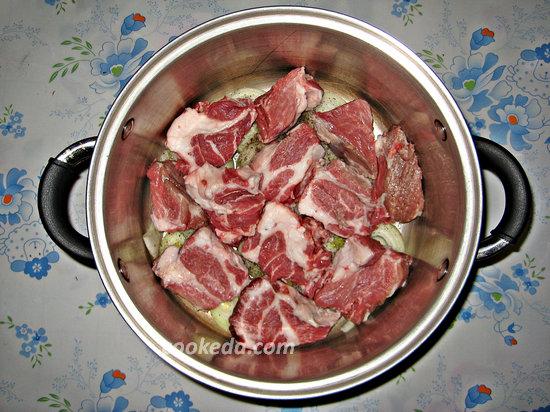 Шашлык из свинины-07