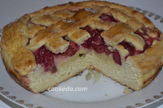 вишневый пирог-17