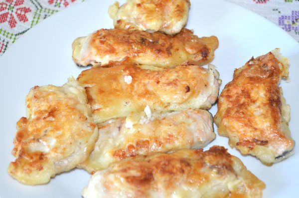 Кляр для рыбы горбуши рецепт пошагово