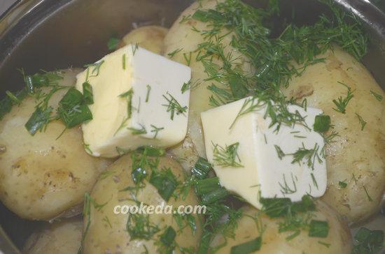Как сварить молодую картошку-06