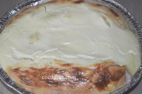 Болгарский пирог милина-16