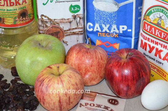 Пирожки с яблоками-02