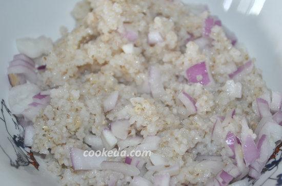 Теплый салат с ячневой крупой-05