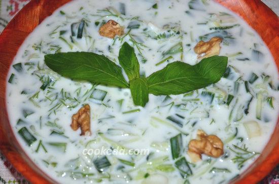 Холодный суп Таратор-10