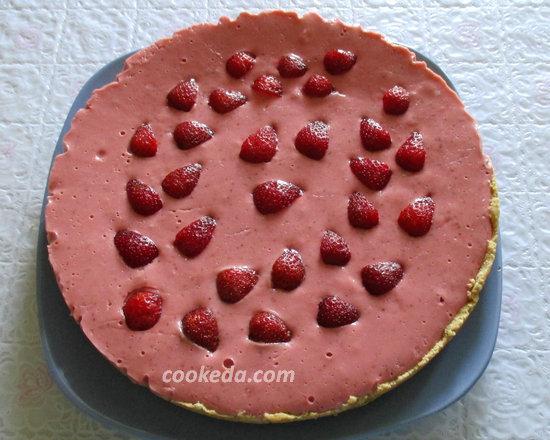 Торт без выпечки-19