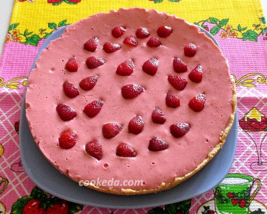 Торт без выпечки-20