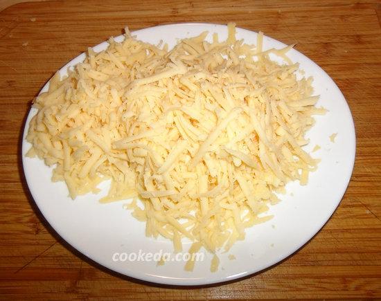 Сырное фондю в тыкве-10